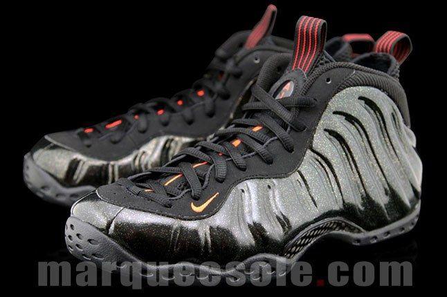Nike Foamposite Black 2 1
