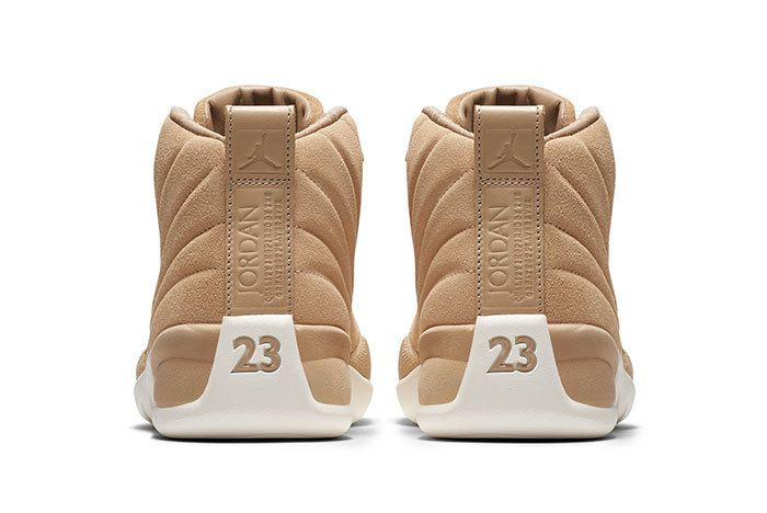 Jordan 12 Vachetta 4