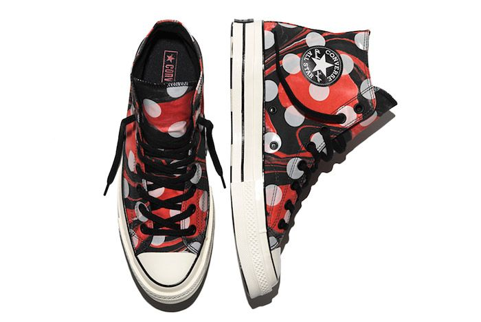 Converse All Star Chuck Taylor 70 Suminagashi Pack Red 4