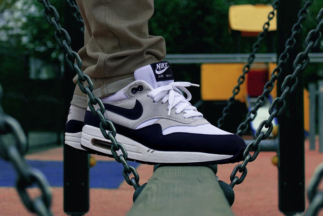 The All Time Greatest Nike Air Max 1S Part One Obsidian 2003