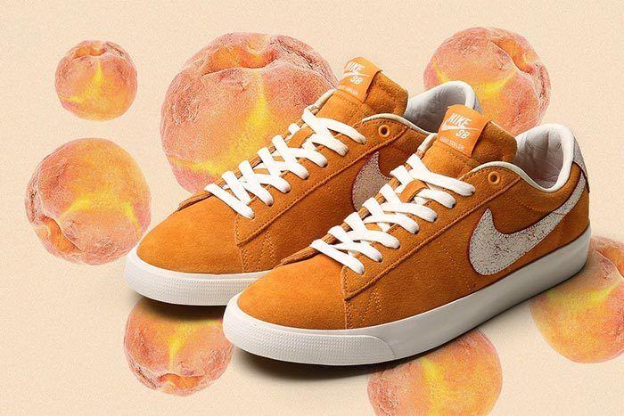 Nike Sb Blazer Dirty Peach 7