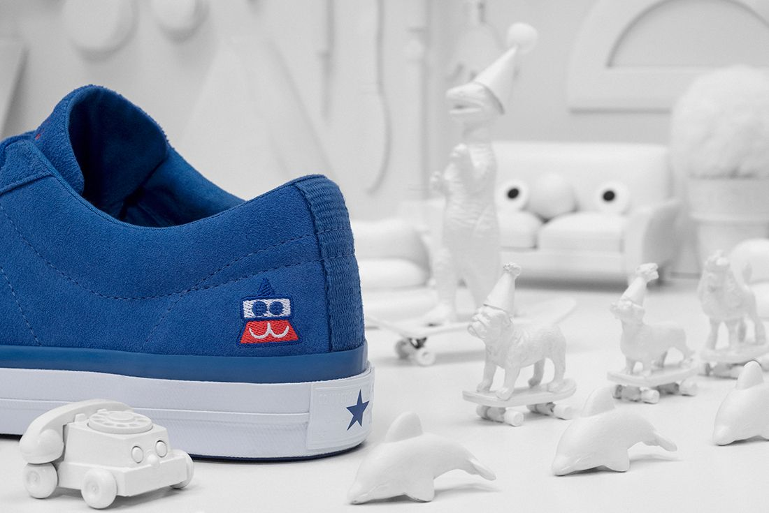Colette X Converse X Club 75 Trois Collection9