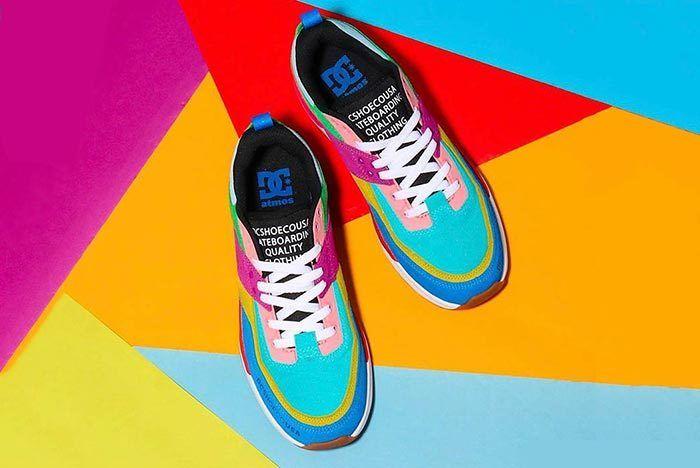 Atmos Dc Shoes E Tribeka 3