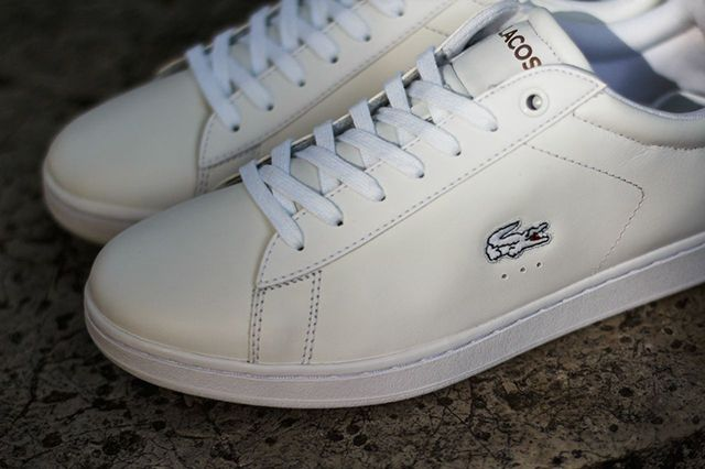 Lacoste Carnaby Albino 3