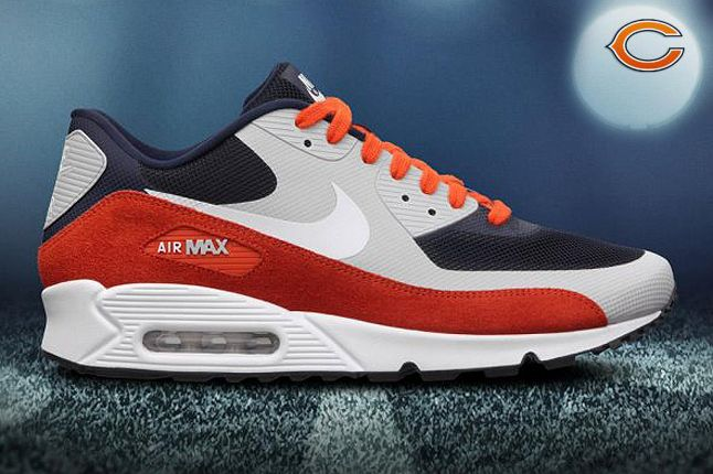 Chicago Bears Airmax 90 Premium 1