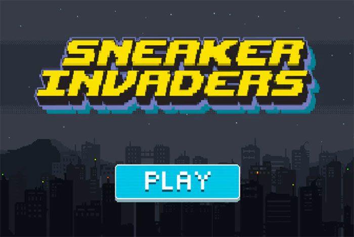 Sneaker Invaders 3
