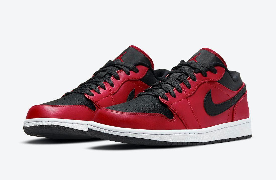 Jordan Brand Debut the Air Jordan 1 Low 'Gym Red' - Sneaker Freaker