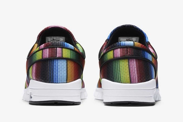 Nike Stefan Janoski Max Premium Mexican Blanket 4