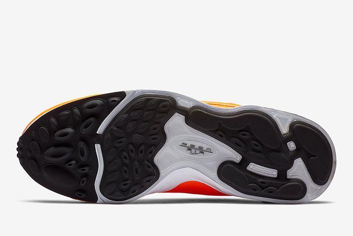 Nike Air Spiridon Orange Sneaker Freaker3