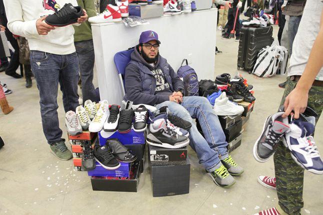 Sneaker Con New York Kicking It 1