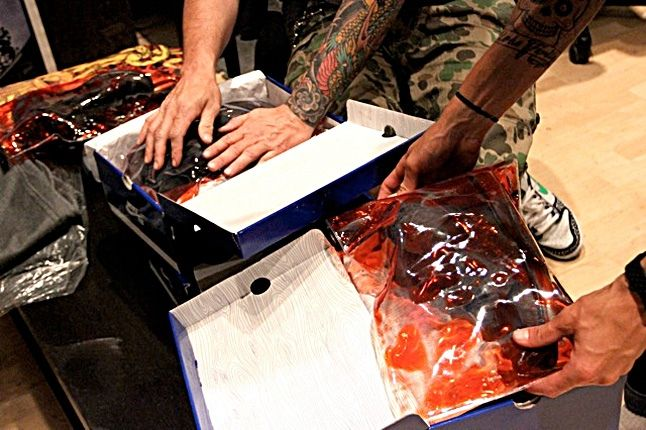 Nike Dunk Sb Brooklyn Projects Reign In Blood Release Event Recap 9 1