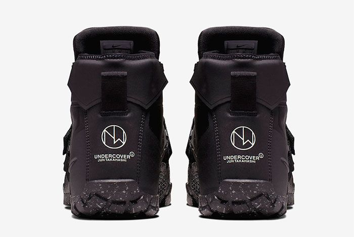 Undercover Nike Sfb Mountain Bv4580 001 Heel Shot 2