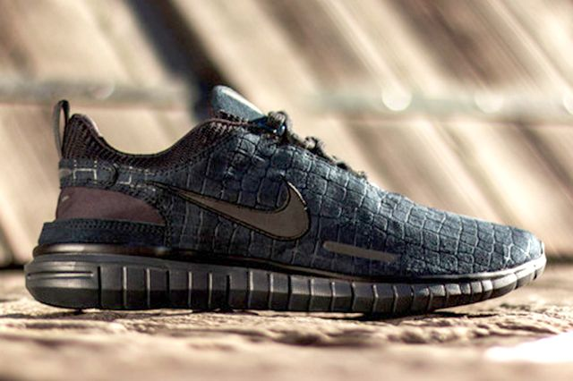 Nike Free Og Triple Black 1