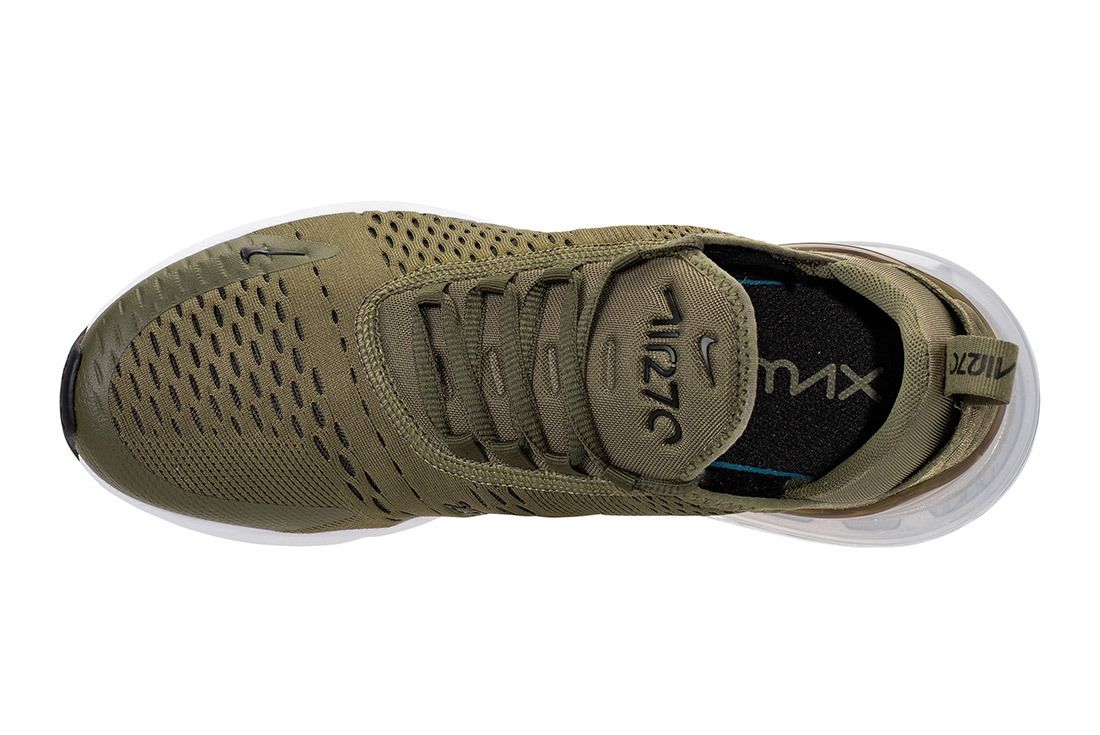 Nike Air Max 270 Hyper Grape Medium Olive 2