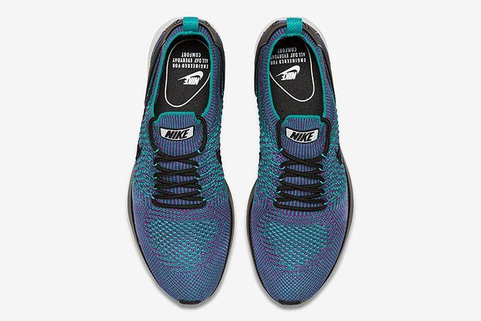 Nike Zoom Mariah Flyknit Racer Clear Jade 3