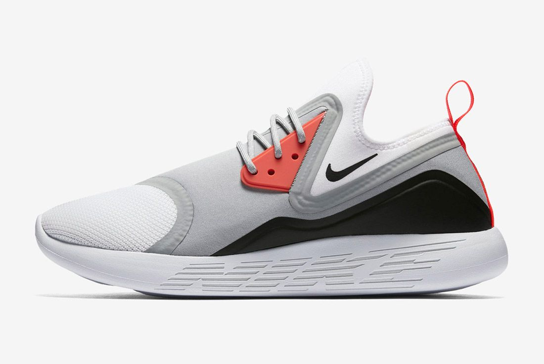 Material Matters Hybrids Nike Lunarcharge 1