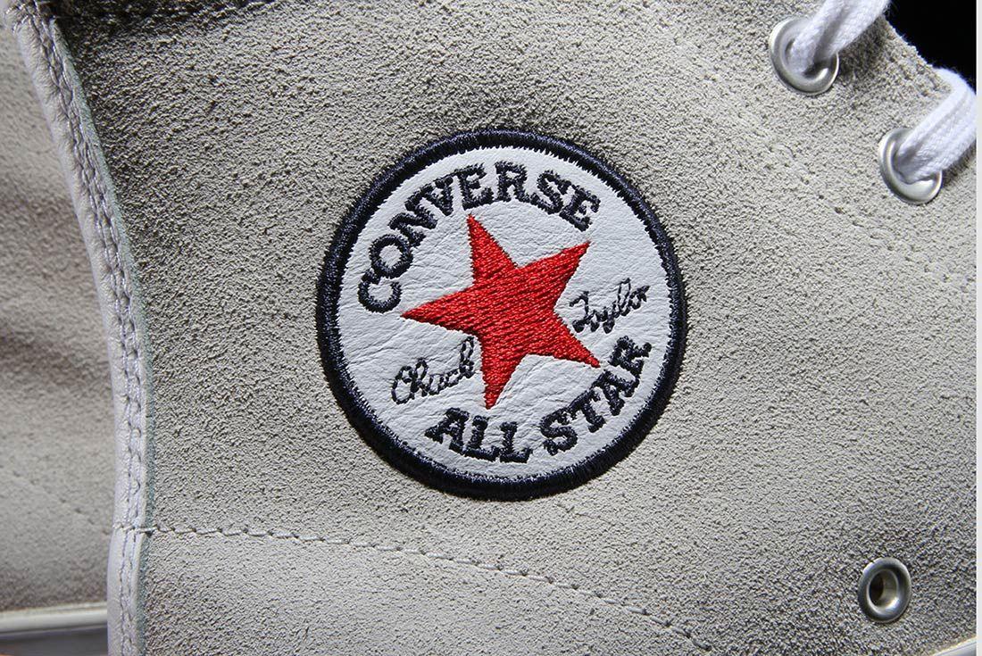 Converse Ctas Pro Hi Buffwhite 9
