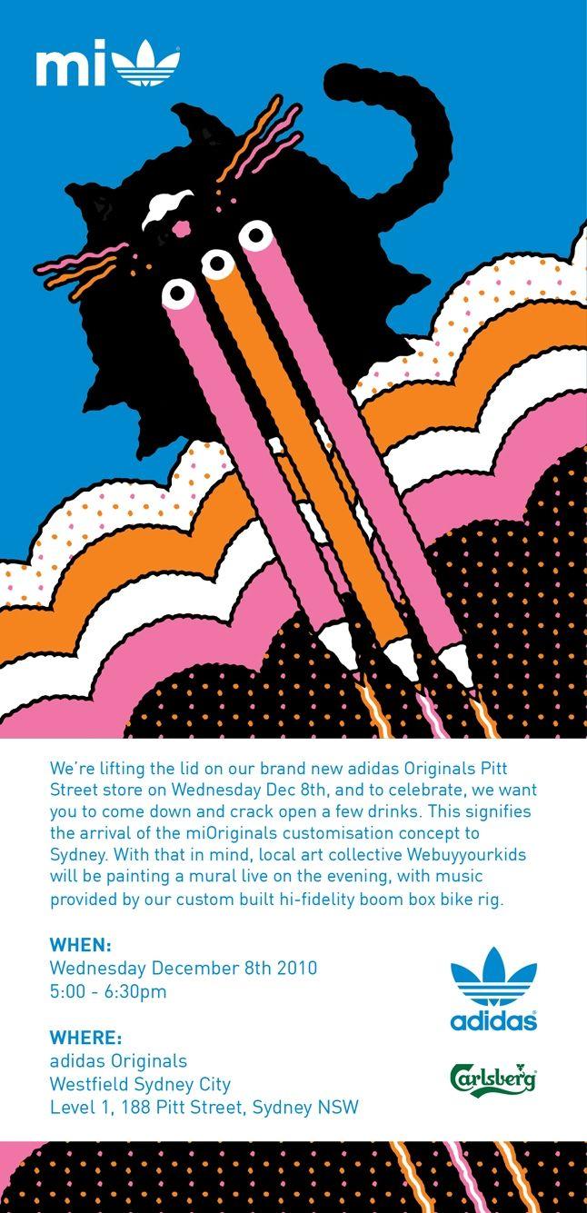 Mi Originals Adidas Invite 1