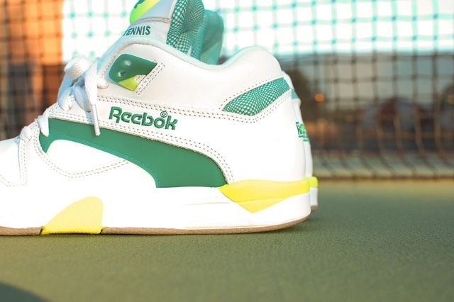 Reebok Court Victory Pump Michael Chang Bump 4