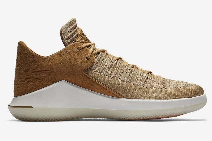Air Jordan 32 Low Wheat 3