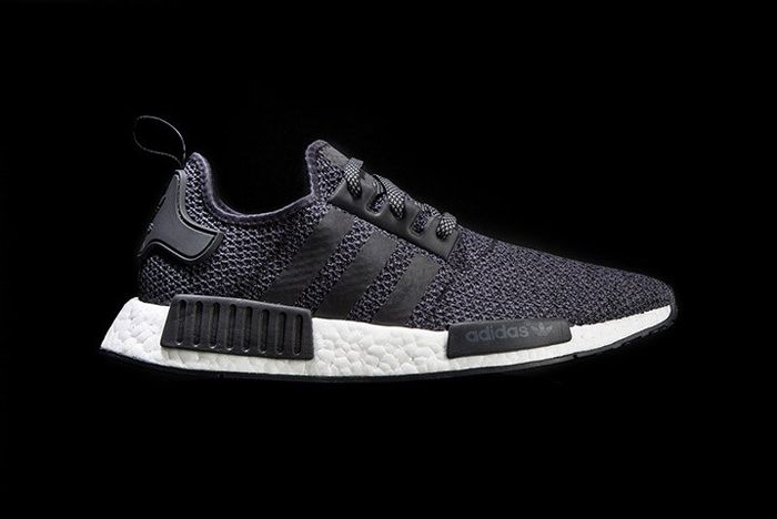 Adidas Nmd R1 Black Champs Sports Exclusive