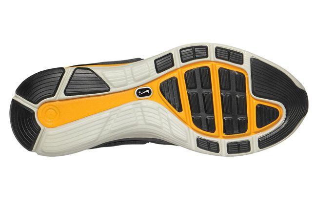 Nike Lunarglide 4 Nsw Mens Running Shoe Black Sole 1