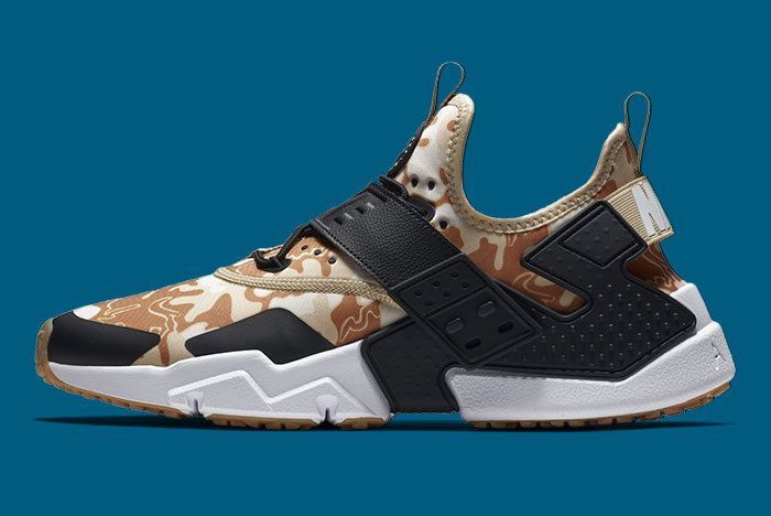 Nike Air Huarache Drift Camo 1