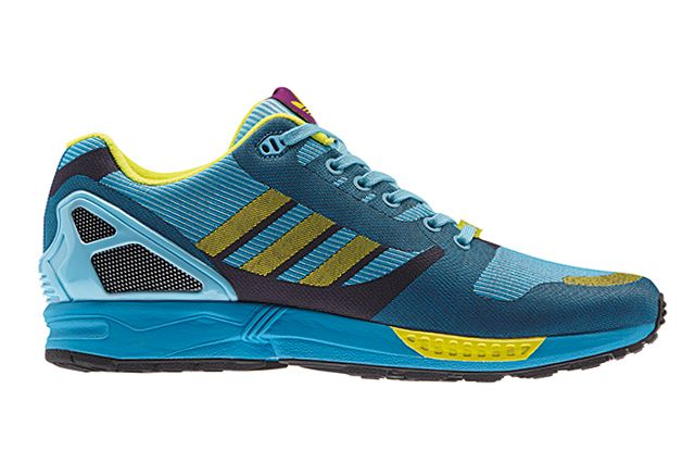 Adidas Originals Zx Flux 000 Og Weave Pack 9