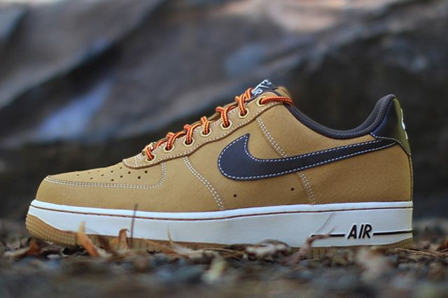 Nike Air Force 1 Low Wheat Workboot