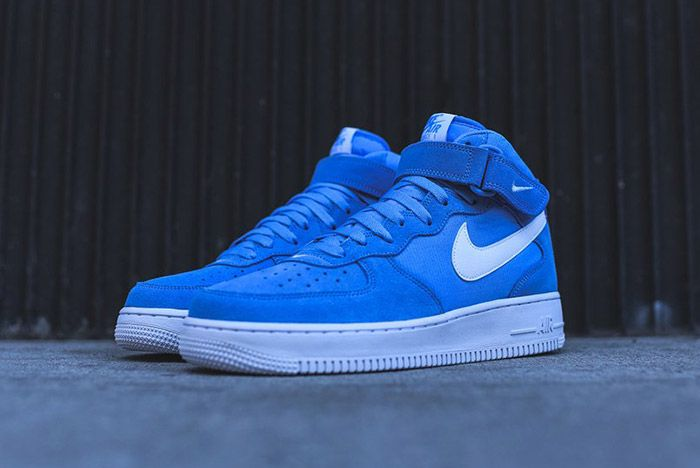 Nike Air Force 1 07 University Blue 3