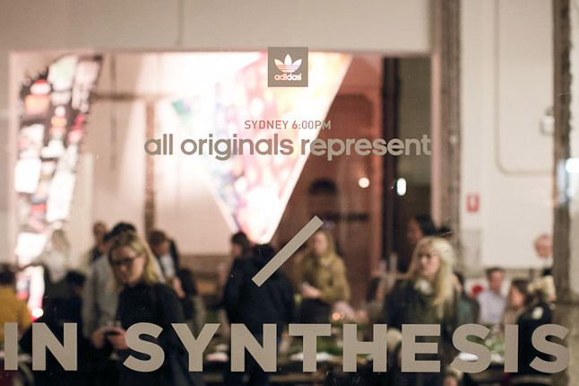 In Synthesis Adidas Incu Dinner Flyer 1
