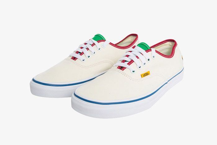 Golf Wang X Vans Authentic Flog Gnaw