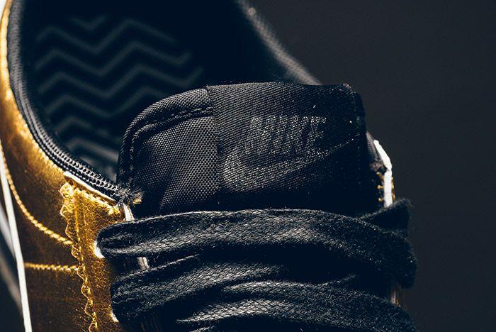 Nike Classic Cortez Metallic Gold 1