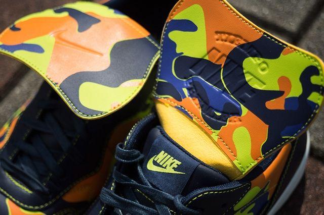 F C R B Nike Tiempo 94 Camo 7