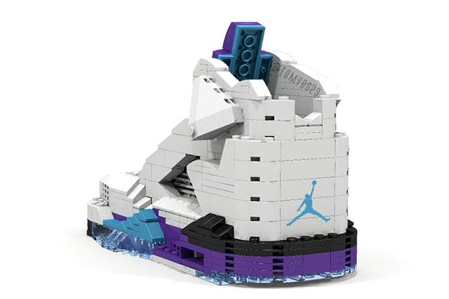 Air Jordan 5 Grape Lego 4