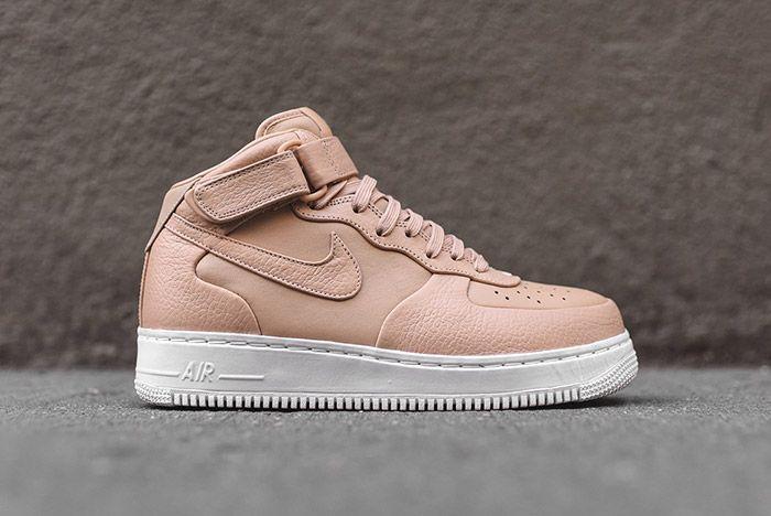 Nike Air Force 1 Mid Vachetta Tan 6