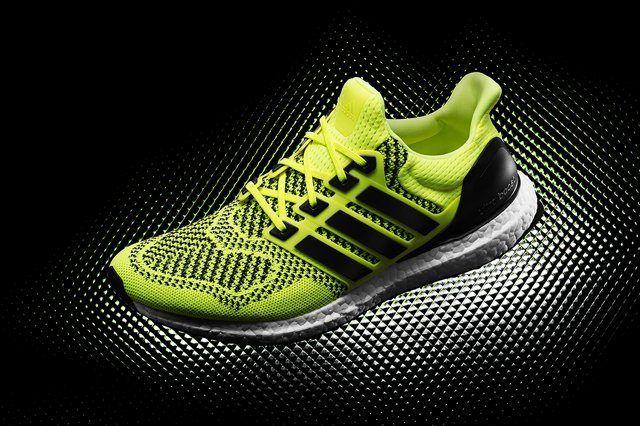 Adidas Ultra Boost Solar Yellow 8