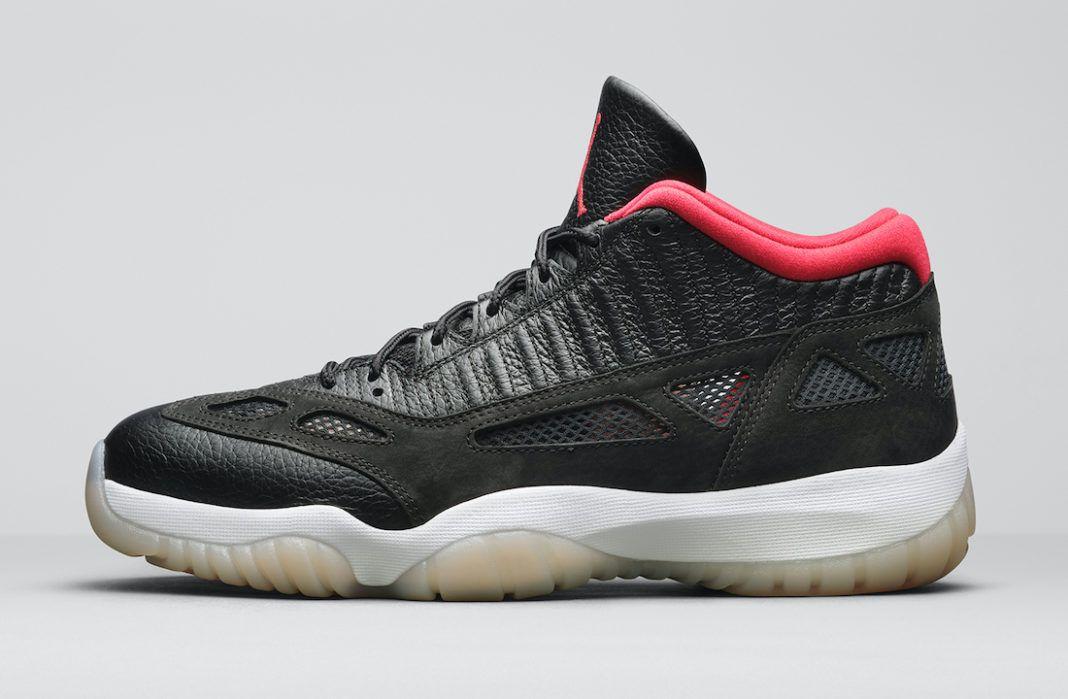 Air Jordan 11 Low IE 'Bred'