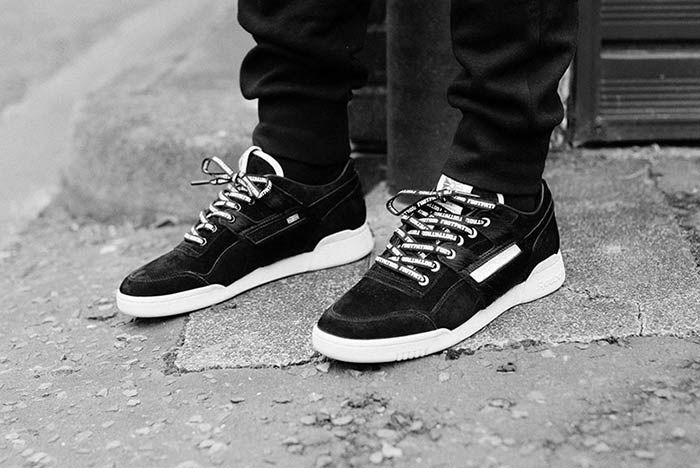 Footpatrol X Reebok Workout Lo Plus Blackbuck 1