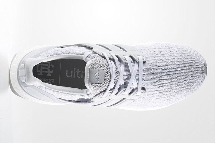 Reigning Champ X Adidas Ultra Boost Triple White3