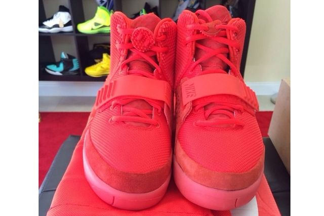 Nike Air Yeezy Full Collection Auction 11