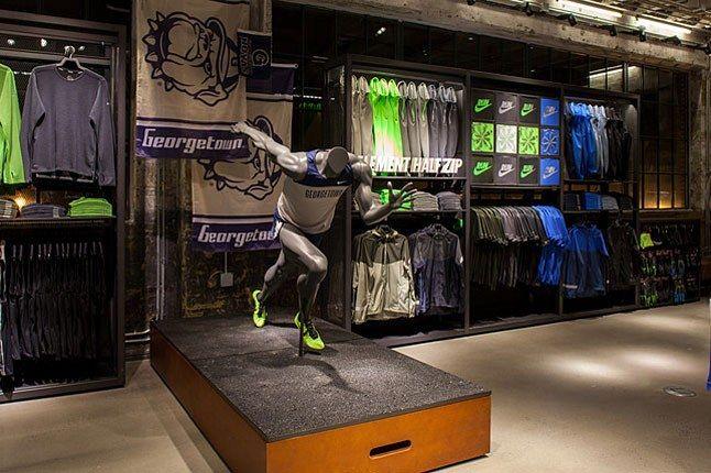 Georgetown Nike Gear 1