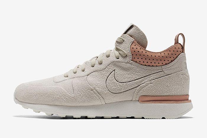Nike Internationalist Mid Royal Sand 3