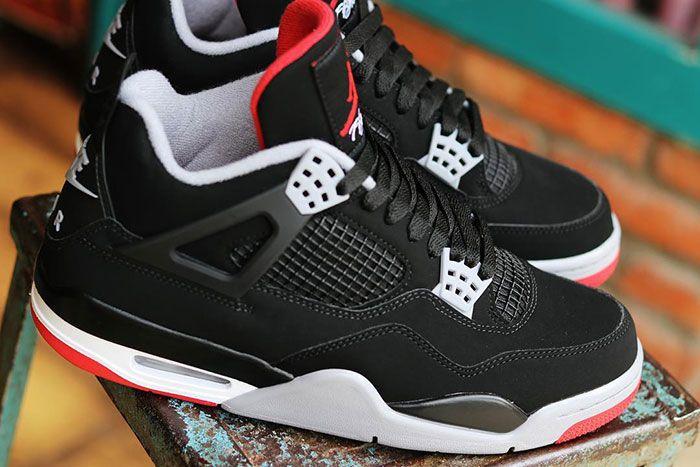Air Jordan 4 Bred Release Date 6