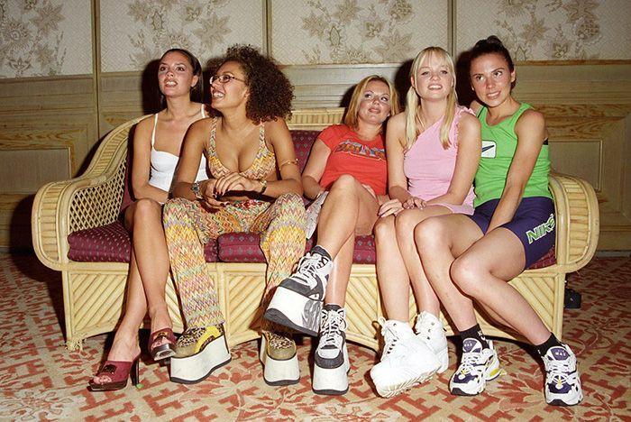 Spice Girls Buffaloes Sneaker Freaker