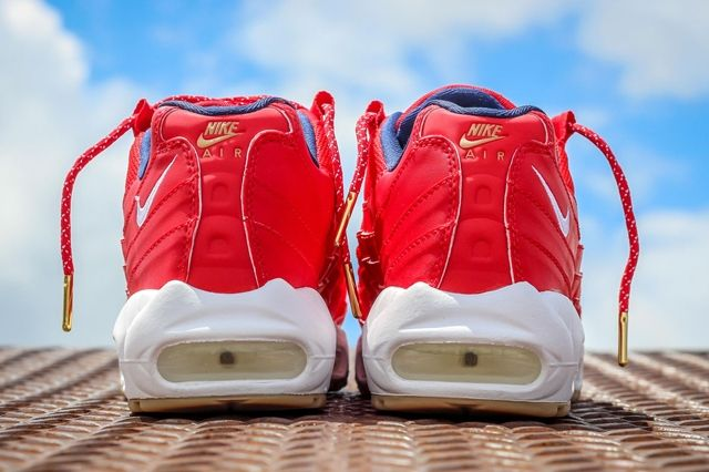 Nike Air Max 95 Usa 4Th Of July 2
