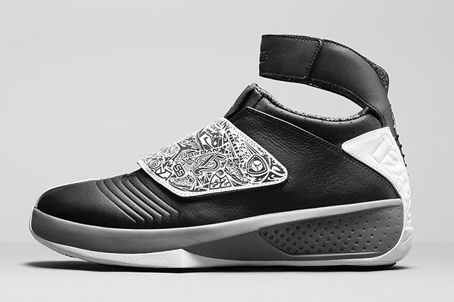 Air Jordan 20 Cool Grey 2