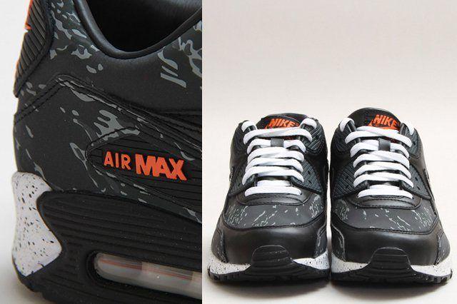 Atmos Nike Air Max 90 Prm Black Tiger Camo 1