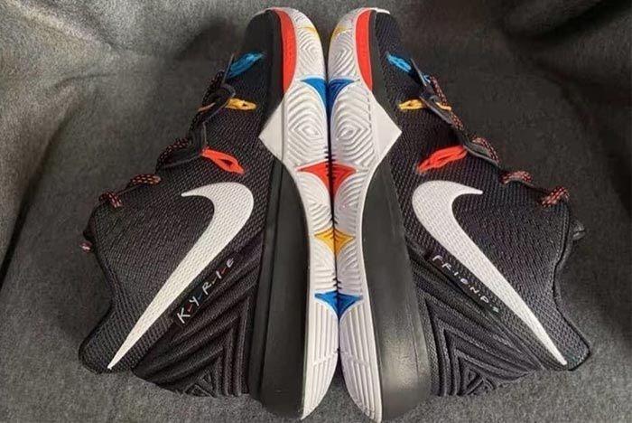 Nike Kyrie 5 Friends Pair