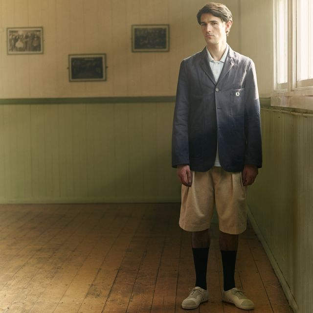 Nigel Cabourn Fred Perry 5